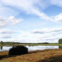 Озеро Маленец. :: Нина Бурченкова.