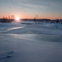 Морозное утро на Усолке :: Fuseboy