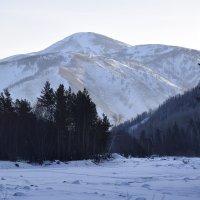 одинокая гора :: Alexandr Staroverov