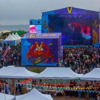 Международный фестиваль V-ROX-2017 во Владивостоке :: Абрис