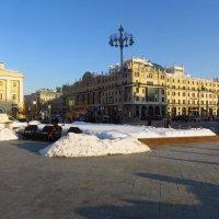 """Театральная площадь, Гостиница """"Метрополь"""" :: Андрей Лукьянов"""