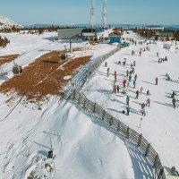 Шерегеш зимой :: Юрий Лобачев
