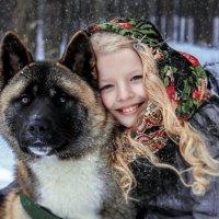 Верные друзья.... :: Светлана Мизик