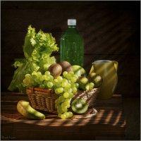 Зеленый натюрморт :: Андрей Иванов