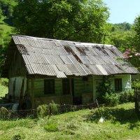 Старый   дом   в   Рахове :: Андрей  Васильевич Коляскин