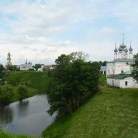 Храмы Суздаля :: Наталья Алексеева
