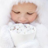 Воздушная зима :: Anna Shevtsova