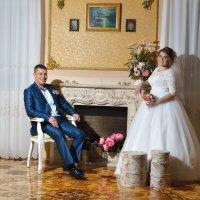 Леонид и Юлия.Счастливая пара. :: Раскосов Николай