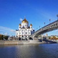 Москва Храм Христа Спасителя :: Swetlana V