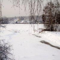 Река :: Татьяна Ясенкова