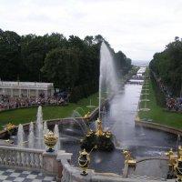 вид на залив со стороны дворца :: Анна Воробьева