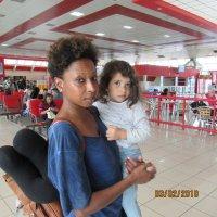 В аэропорту Гаваны :: Лев