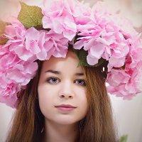 Девушка-весна :: Валентина Ткачёва