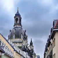 СОБОРНОЕ ТРИО. По дождливому Дрездену. :: Виталий Половинко