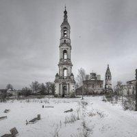 Колокольня Никитской церкви :: Константин