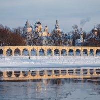 Необыкновенный свет :: Евгений Никифоров
