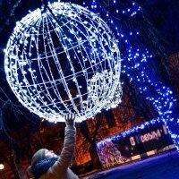 Новогодний шарик :: Евгения Трушкина