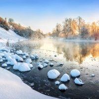 Зима в Подмосковье :: Юлия Батурина