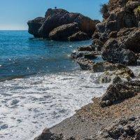 Пляж в Нерхе, Испания :: Владимир Брагилевский