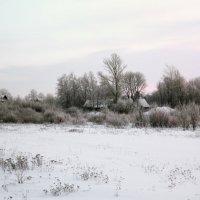 В январе :: Aнна Зарубина
