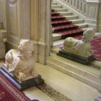 парадная лестница  в Юсуповском дворце :: Анна Воробьева