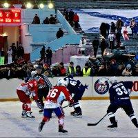 Горячий лёд России: только вперёд!!! :: Кай-8 (Ярослав) Забелин