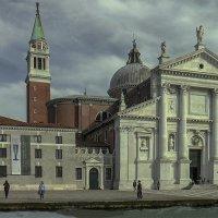 Venezia, Chiesa di San Giorgio Maggiore e Chiostri. :: Игорь Олегович Кравченко
