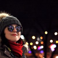 Огни большого города :: Оксана Грищенко