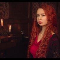 """Разве не похожа она на героиню из """"Храброго сердца""""? :: Татьяна Семёнова"""