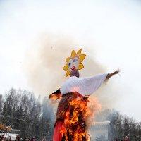 Проводы зимы :: Ирина Фирсова