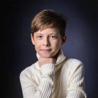 Студийный портрет :: Алексей Леухин