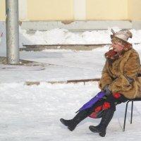 Устала бабушка...) :: Татьяна Носова
