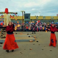 Танцы жриц огня... :: Sergey Gordoff