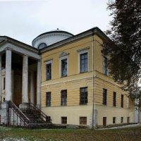 Главный дом усадьбы со стороны парка :: Елена Павлова (Смолова)