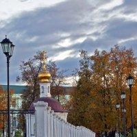 Часовня Богоявленского собора (г.Орёл) :: Елена Кирьянова