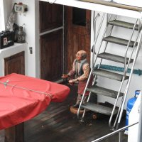 В интерьере яхты :: Natalia Harries