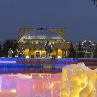 Театр оперы и балета, Новосибирск :: Екатерина