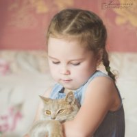Суровые будни кота :: Оксана Задвинская