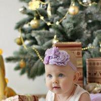 Первый Новый год :: Юлия Долгополова
