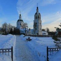 Зарайск Троицкая церковь :: ninell nikitina