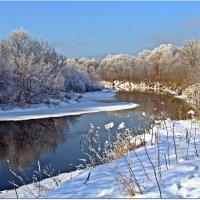 Мороз и солнце :: Вячеслав Минаев