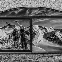 window to the Alps :: Dmitry Ozersky