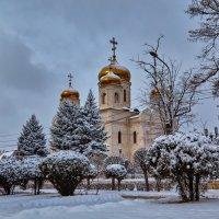Пятигорский собор Зимой :: Николай Николенко