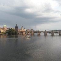 Прага. Карлов мост. :: Олег Кузовлев