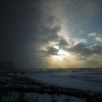 Снег и солнце :: Денис Матвеев