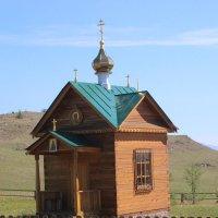 часовня в честь святого Иннокентия Иркутского :: Дмитрий Солоненко