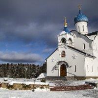 Храм :: Ольга Милованова