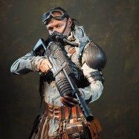 Мужчина с оружием :: Valentina Zaytseva