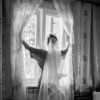 Утро невесты.... :: игорь козельцев