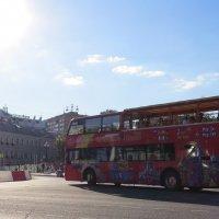 Туристический автобус :: Вера Щукина